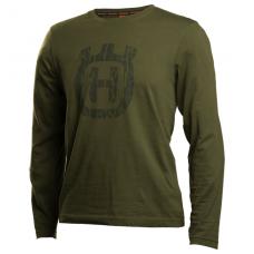 """Kamufliažo rašto """"Xplorer"""" marškinėliai ilgomis rankovėmis"""