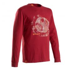 """Marškinėliai """"Xplorer"""" ilgomis rankovėmis, su """"Husqvarna"""" grandininių pjūklų laiko juosta"""