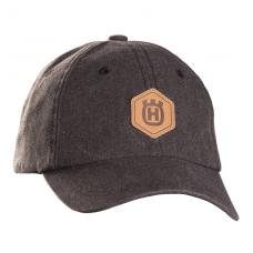 """Kepurė """"Xplorer"""" granito spalvos su snapeliu"""